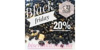 BLACK FRIDAY -20% на все!!!!