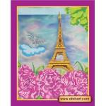 Набор для вышивки бисером «Париж»
