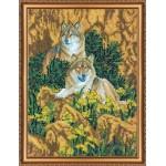 Набор с бисером  для вышивки «Верность»