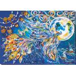 Набор для вышивки бисером «Синяя птица счастья»