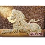 Набор для вышивки бисером «Аслан»