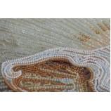 Набор для вышивки бисером «Белый»