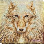 Набор для вышивки бисером «Вождь»