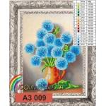 Картина для вышивки бисером А3 009