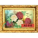 Картина для вышивки бисером А3 010
