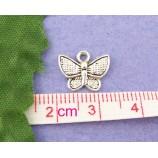 "Подвеска ""Бабочка"" (ант.серебро), 10x13 мм, шт"