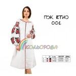 Женское платье в этно стиле, Е_001