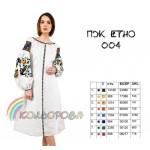 Женское платье в этно стиле, Е_004