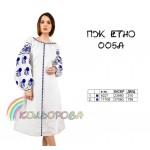 Женское платье в этно стиле, Е_005А
