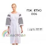 Женское платье в этно стиле, Е_006