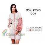 Женские платья в этно стиле (заготовки для женских вышиванок)