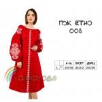 Женское платье в этно стиле, Е_008