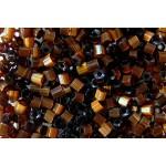 Рубка 15101 / 838 (коричневый сатин)