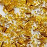 Микс Preciosa, Желтый, 25 грамм