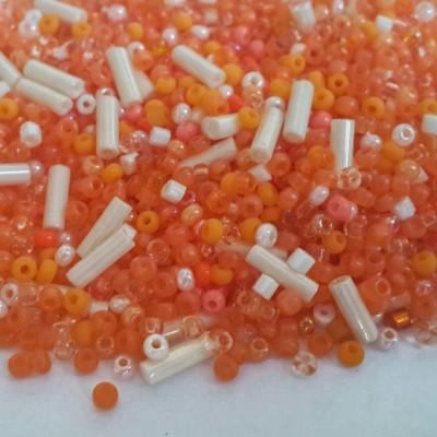 Микс Preciosa, Оранжевый, 25 грамм