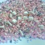Микс Preciosa, Розовый, 25 грамм