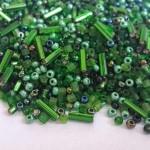 Микс Preciosa, Зеленый, 25 грамм