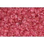Бисер 01193 / 10300 (прозрачный, пыльная роза)