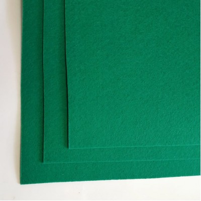 Корейский жесткий фетр 1,2 мм (20*30 см), мятный