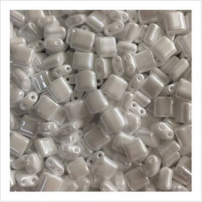 Бисер Karo  46102 (перламутровый, белый жемчужный), 10 г