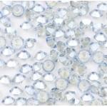 Бусина – биконус, Blue gray, 4*6 мм, шт